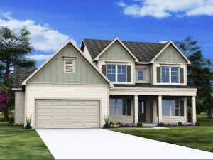 The Davenport B David Lindsey Homes
