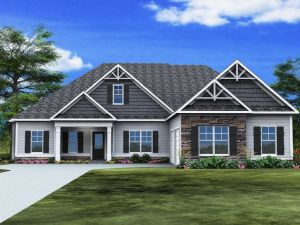Kensington C Floor Plan - New Construction LaGrange, GA